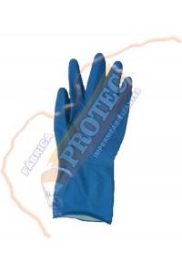 Guante Azul